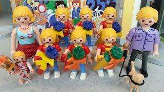 Sechslinge und die Einschulung Playmobil Film seratus1 Schule