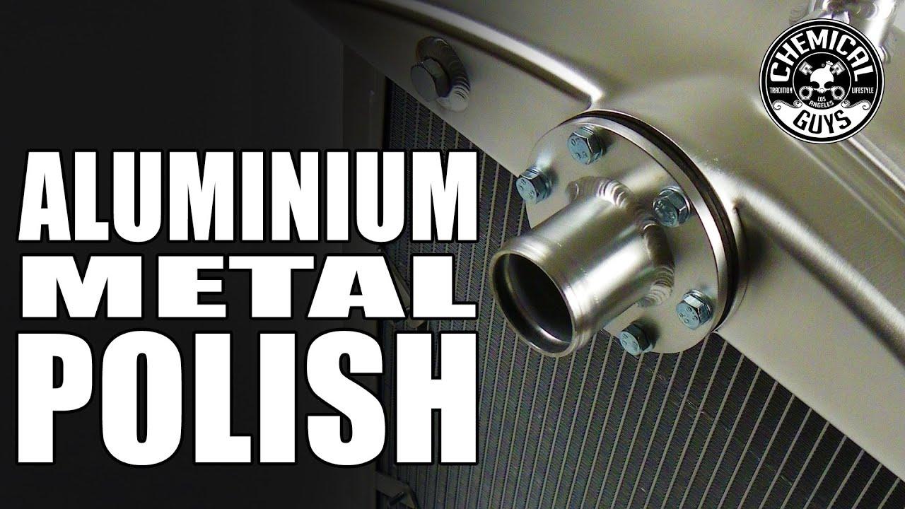 Extreme Metal Polishing Chemical Guys Heavy Metal Polish Youtube