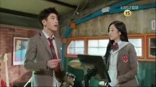 Dream High 2 - JR & Lee Seul cut (Episode 13)