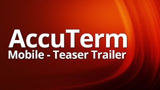 AccuTerm® Mobile Trailer