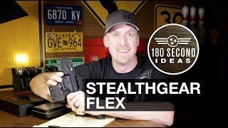 StealthGear USA Flex Ventcore OWB Holster Review