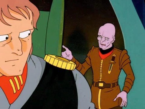 Star Blazers: The Quest for Iscandar Ep04(2/2)