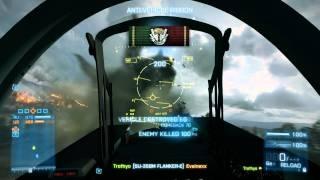 BattleField 3 Jet Gameplay in HD (Read description)