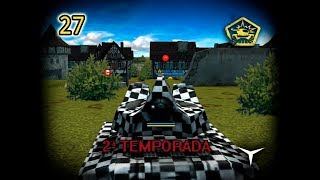 27.Un día de cuadritos (Tanki Online - Temporada 2) // Gameplay