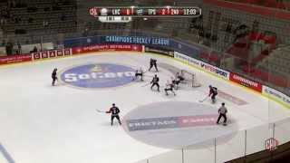 CHL Game Day 6 TOP 5 Goals by Cramo Top Scorer