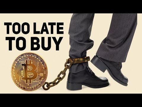 Should I Buy Bitcoin Now? Or I'm Too Late? Future Of Bitcoin!