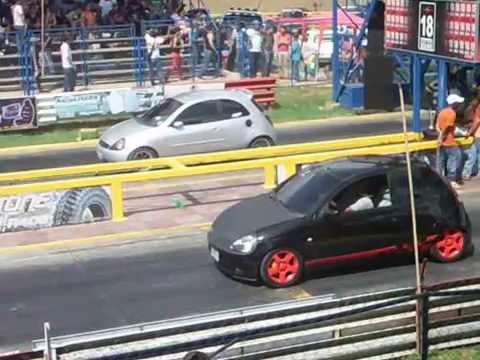 Ford Ka Vs Ford Ka Autodromo De Turagua Venezuela