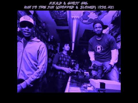 N.E.R.D - Run to the Sun (Chopped & $lowed) |432 Hz|
