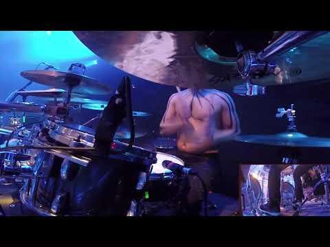 ABBATH@Bridge of Spasms-Ukri Suvilehto-Live in Poland 2020 (Drum Cam)