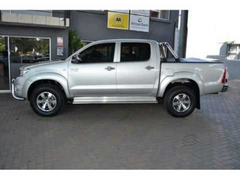 2008 TOYOTA HILUX 2 7 VVTi DC Auto For Sale On Auto Trader South Africa