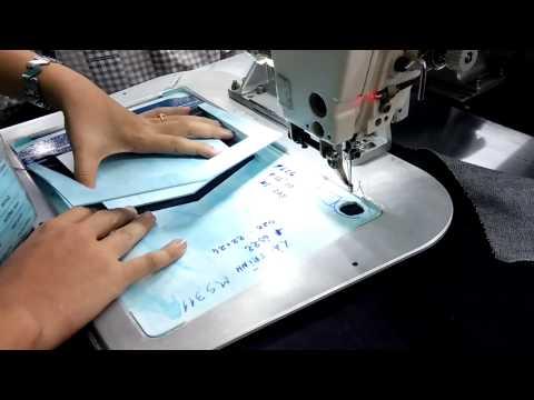 Sewing back pkt ~ akek