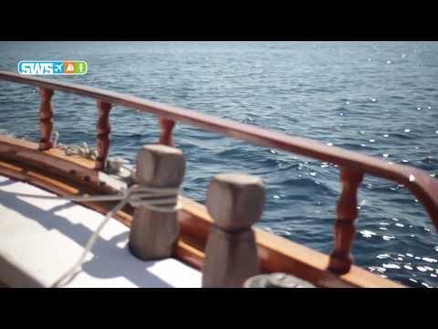 Zeilvakantie op luxe Blue Cruise Bodrum Turkije met SWS Sailing