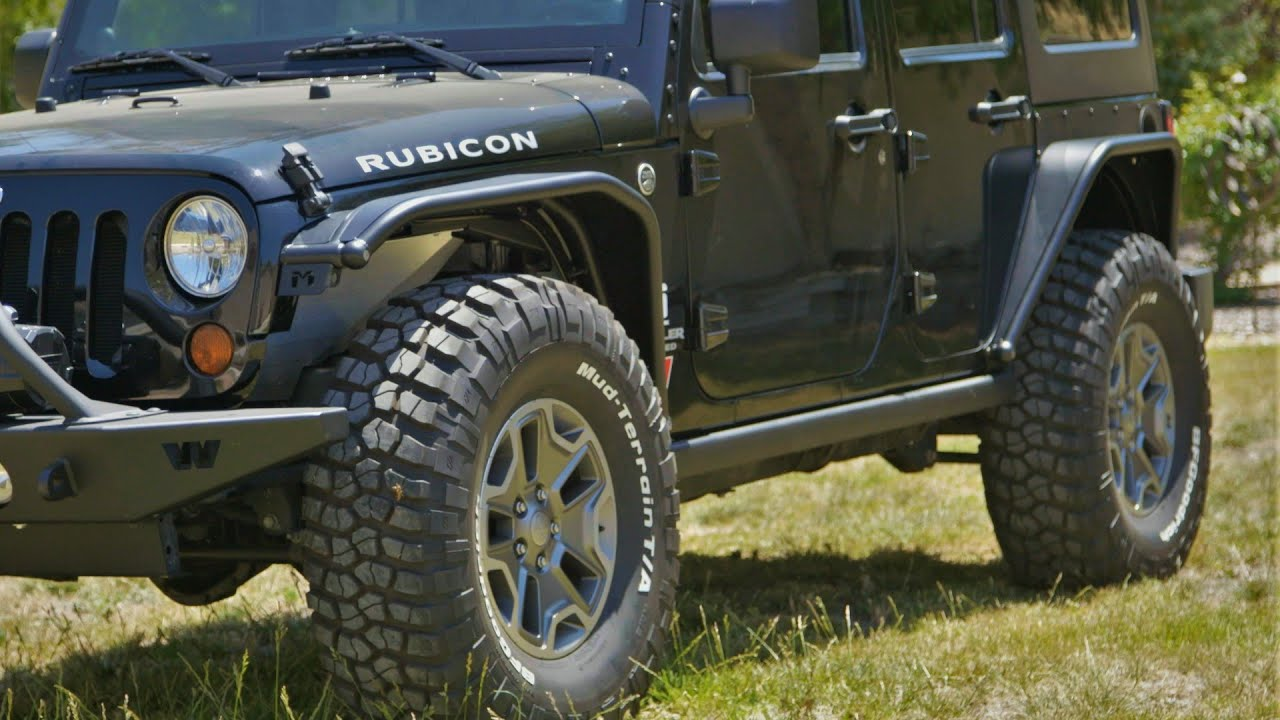 Jeep wrangler rear steel fender upgrade metalcloak armor and jeep wrangler rear steel fender upgrade metalcloak armor and overline flare do it yourself youtube solutioingenieria Images