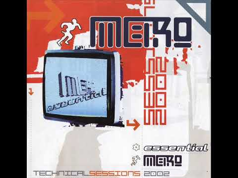 [CD1] Metro Dance Club - Technical Sessions 2002