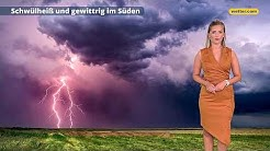 Wetter heute: Die aktuelle Vorhersage (06.08.2019)