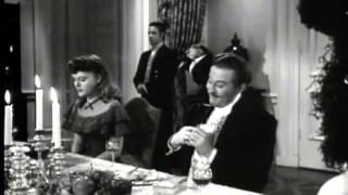 The monkey dressed for dinner -- THE WOMAN IN WHITE (Peter Godfrey, 1948)