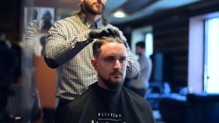 Kapous professional моделирующая паста для волос сильной фиксации