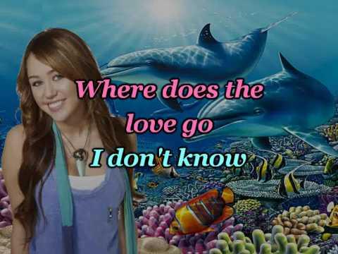 Bottom Of The Ocean KaraokeInstrumental