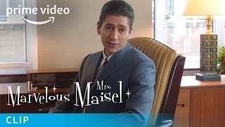 The Marvelous Mrs Maisel - Clip Presentation HD  Prime Video