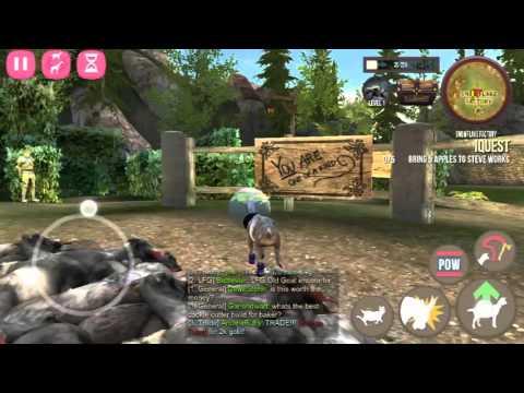 Goat MMO Simulator:Wheel Goat & Anti-Gravity Goat