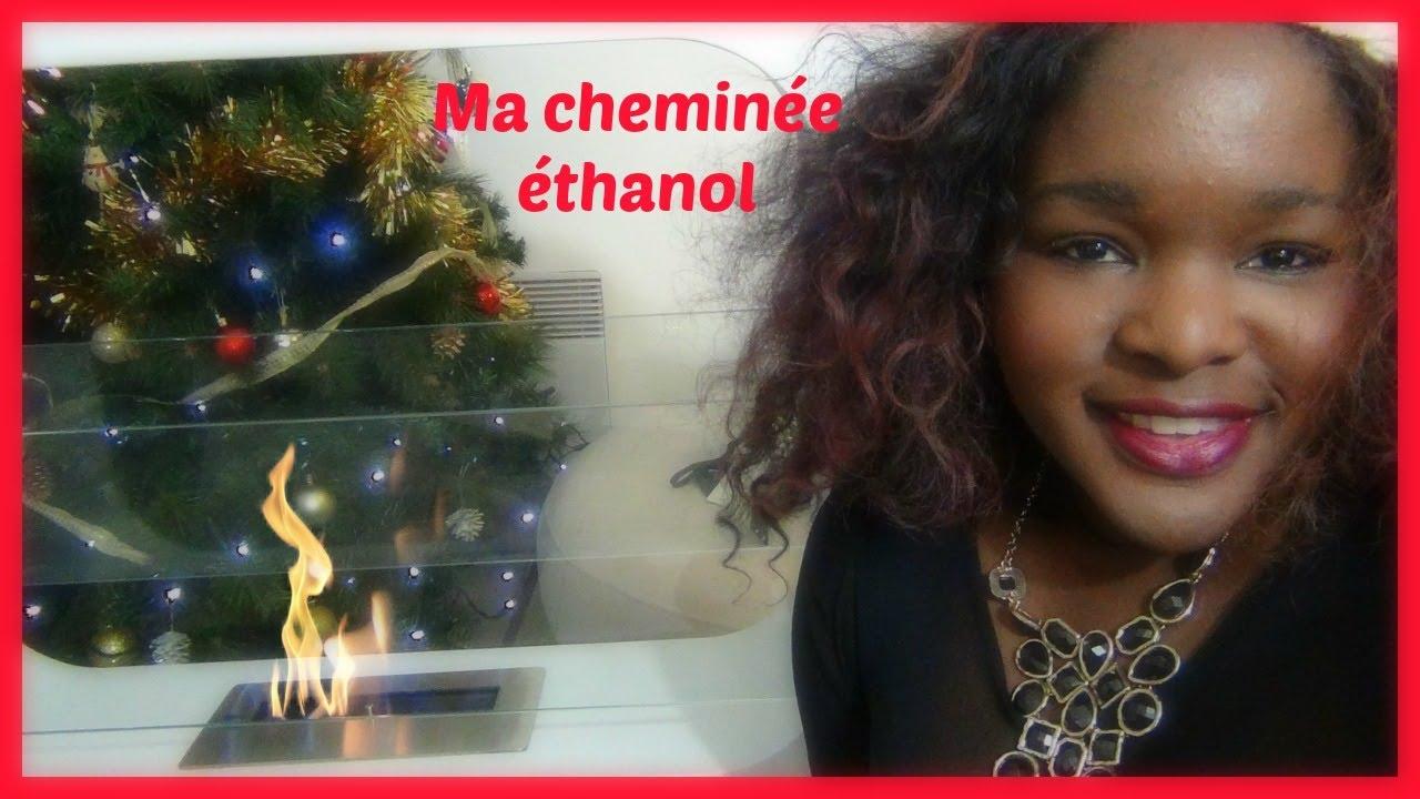 cheminee ethanol wikao
