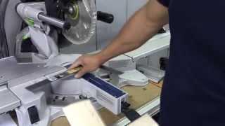 Tutorial Como cortar corona o crown moulding con tu pieza acostada