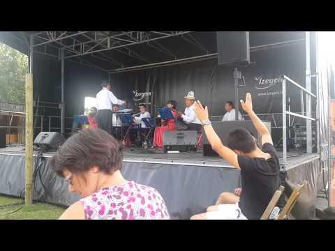 Оркестр Ак-Марала на фестивале в г.Изегем, Бельгия
