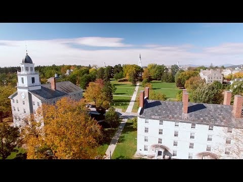 Why Will You Come to Middlebury?