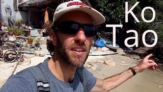 A Budget Traveler's Tour of KO TAO, Thailand (Koh Tao)