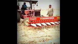 7679980001, 9815566260, mahindra reaper is Rocking, crop cutter, reaper , crop cutting machine