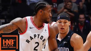 Toronto Raptors vs Orlando Magic - Game 2 - Full Game Highlights | April 15, 2019 NBA Playoffs