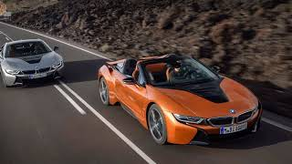 COOL! 2019 BMW I8 Engine And Transmission Review