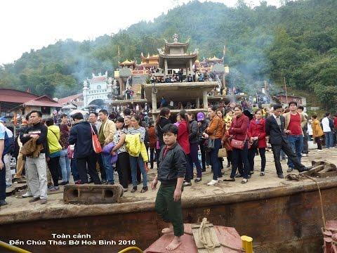 Du lịch Đền Thác Bờ và thuỷ điện Hoà Bình 2016