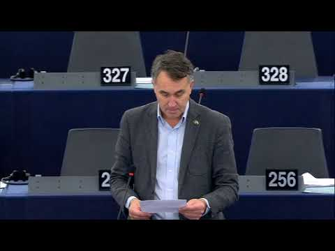 Petras Auštrevičius 08 Feb 2018 plenary speech on Human Rights Center Memorial