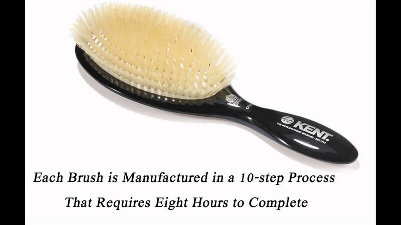 hairbrush thinning hair
