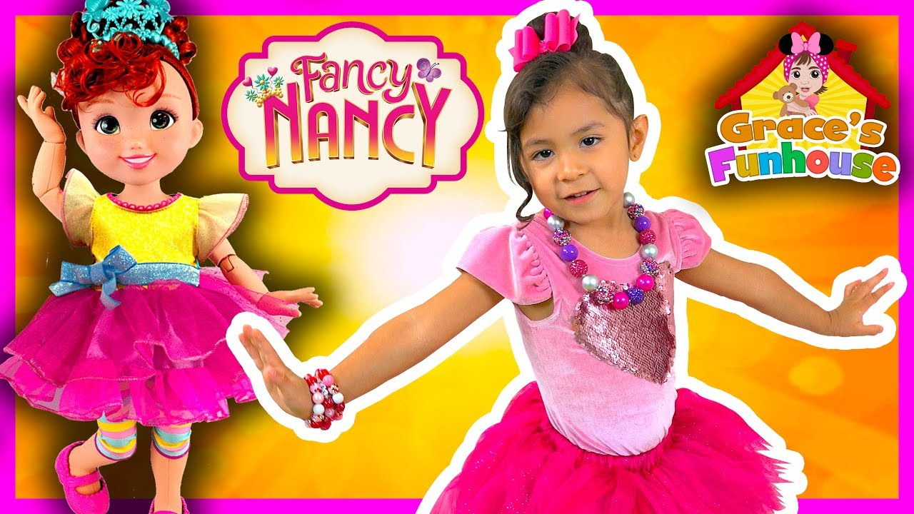 031bc62b0756 FANCY NANCY Toy Dolls   BREE