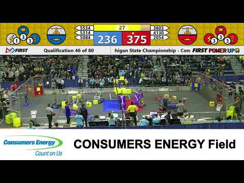 2018 MSC Consumers Energy Field Qualification Match 46