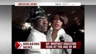 Whitney Houston News Stories 2012