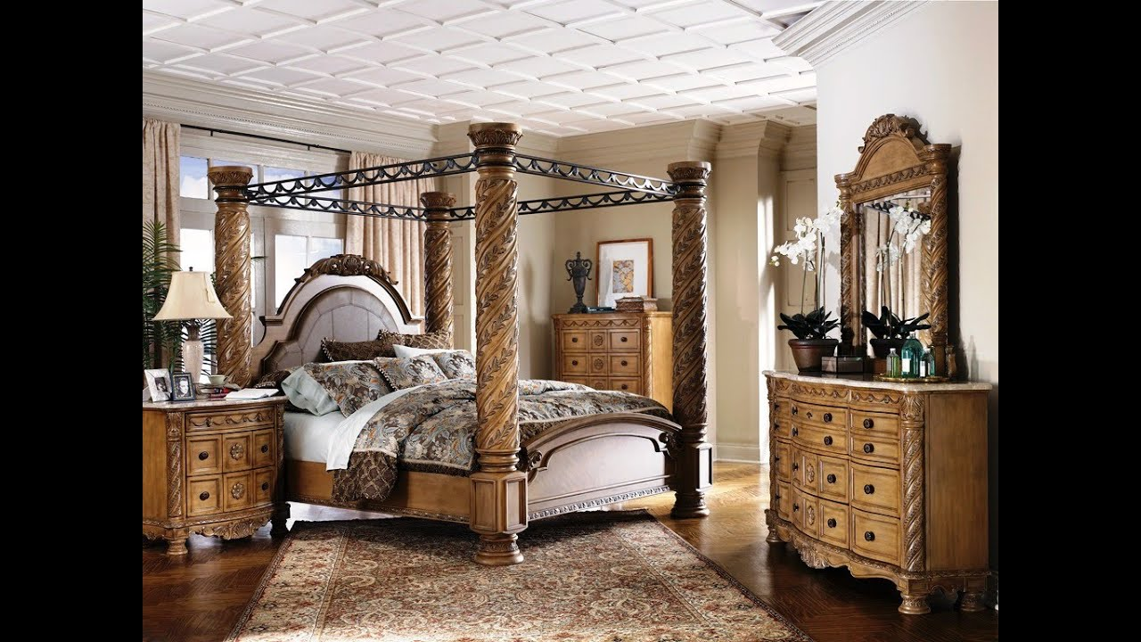 Ashley Furniture Bedroom Sets Ashley Furniture Bedroom Sets Youtube