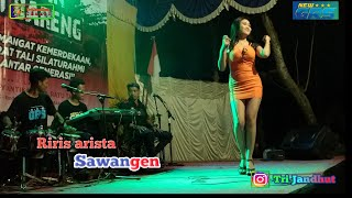 Video Riris Arista Bareng New GRS (Cover lagu sawangen) download MP3, 3GP, MP4, WEBM, AVI, FLV November 2018