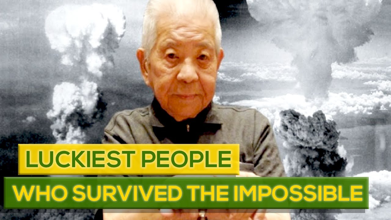 10 Luckiest People Who Survived The Impossible