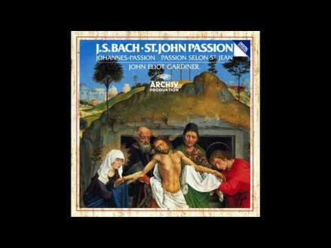 Bach BWV 245 St  John Passion Part 1 , Richter, HQ MP3, 432hz