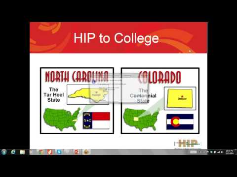 Webinar: HIP to College - Latino Student Success
