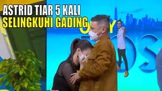 Wow, Astrid Tiar Akui 5 KALI SELINGKUHI Gading Marten! | OKAY BOS (25/02/21) Part 2