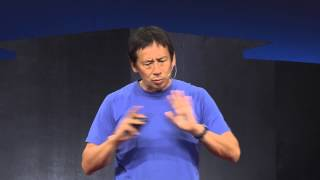 Building towards the future | Takaharu Tezuka | TEDxKyoto