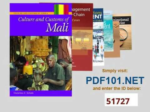 Culture and Customs of Mali Cultures and Customs of the World