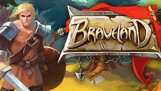 First Impressions - Braveland- Gameplay [Steam/PC/Mac/Linux/iOS]