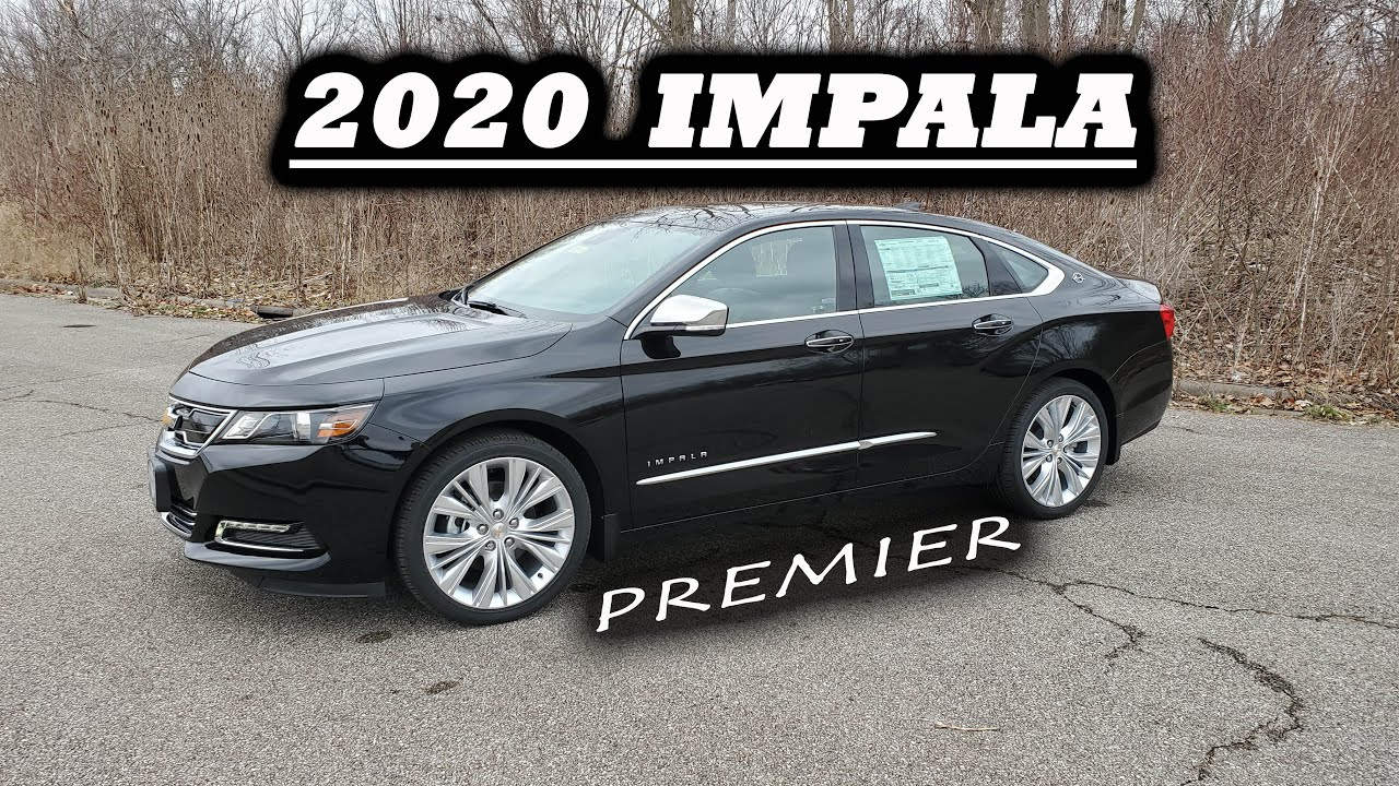 2020 Chevy Impala Premier Last Year Of Production Full Review Youtube