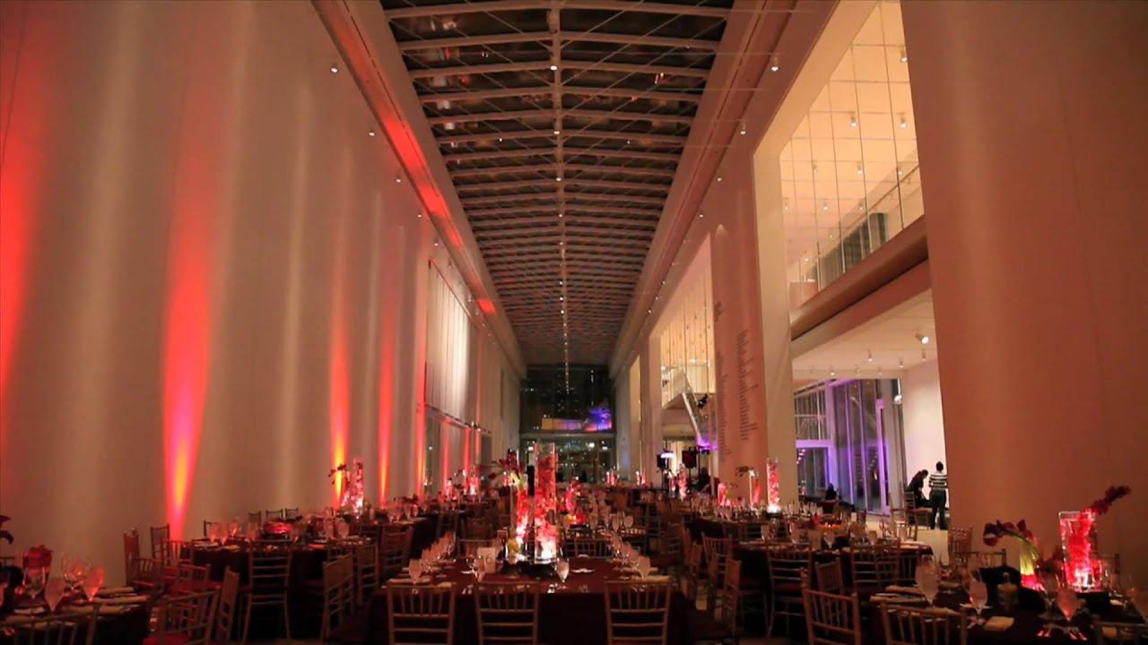 The Art Insute Of Chicago Modern Wing Wedding