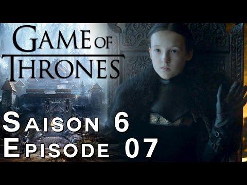 GoT épisode 7 de la saison 6